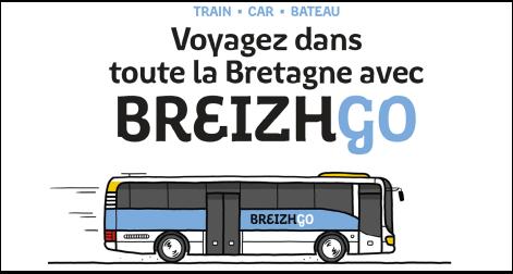 Collégiens, lycéens, apprentis & étudiants de moins de 26 ans : voyagez gratuitement sur l'ensemble du réseau BreizhGo cet été !